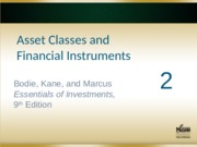 Chap02 Asset Classes and Financial Intruments.pptx