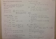 Lecture on Inflection Points