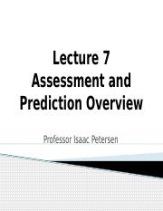 Lecture 7 Assessment Overview_ICON