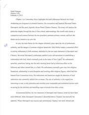 Great Awakening Essay