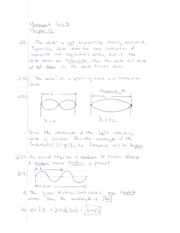 Physics101 Homework 9 with answers