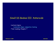 L9GH09Small_SS_Bodies_III_Asteroids