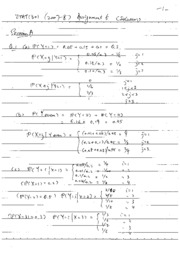 sas homework solutions Statistics 512: solution to homework#4 1 consider the following sas output giving 5 con dence intervals for the mean of y if you wanted to guarantee that joint.