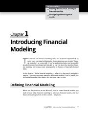 Financial Modeling in Excel For Dummies - 1E (2017) 25 pdf