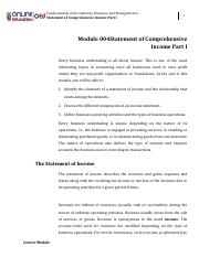 FABM Module 04 Statement of Comprehensive Income Part 1.pdf
