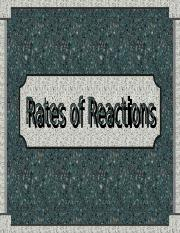 ReactionRates.ppt