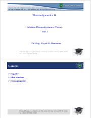 Lec 5-Solution Thermodynamics-Theory-part 2