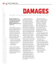 Damages - ok