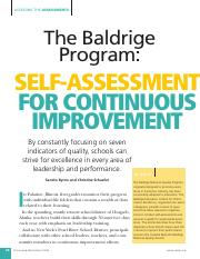 Baldrige Self Assessment for Continuous Improvement.pdf