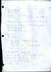 Multivariable Calculus 11.8 Homework Solutions