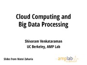 Guest Lecture - Cloud Computing and Big Data Processing