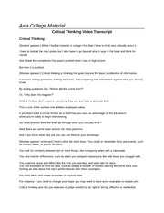 us101_wk_9_critical_thinking_transcripts