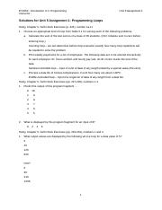 Solutions_Unit 5 - Assignment 1.docx
