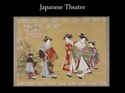 japanesse theater
