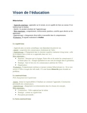 PED2093 - Cours 1