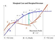 Notes on Marginal Cost and Margnial Revenue