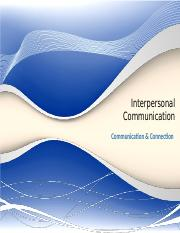 Outline Interpersonal Comm(1).pptx