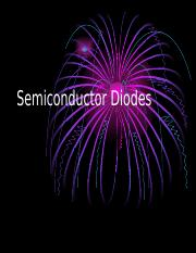 ECE001-Semiconductor Diodes Rectifier