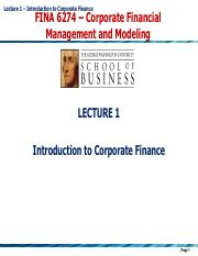 Lecture 1 – Introduction to Corporate Finance(1).pdf