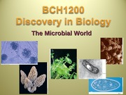 BCH1200 Microbial world_student version