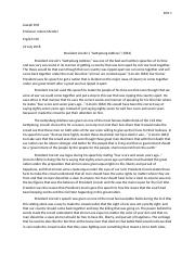 Joseph Pritt Week 3 Assignment 1 Critical Evaluation Essay.docx