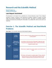 Research and the Scientific Method.docx