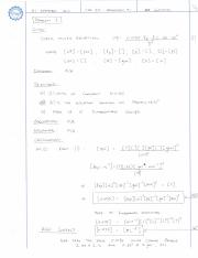 ChE312-Fall2016-Assignment01-Solution