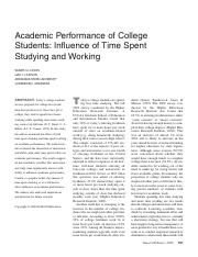 Academic Performance of college student.pdf