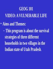 04b Video_Vulnerable Life.ppt