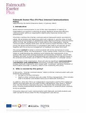 internal_communications_policy_-_falmouth_exeter_plus_jan_and_feb_2012