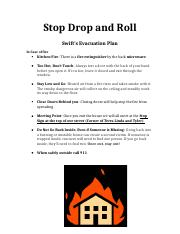 Stop Drop and Roll.docx