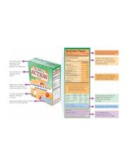 Nutrition Facts Servings per