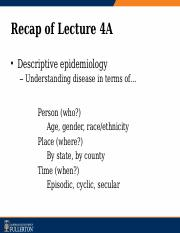 Lecture 5 - Measures of Disease Occurrence_sv.pptx