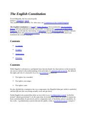 The English Constitution.docx