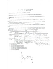 Math 1215 Lecture Notes October 11