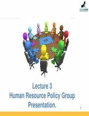 PPT Policy HRC - Lecture 3.pdf