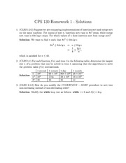 H1-solution