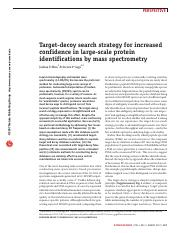 Target-decoy search strategy for increased.pdf