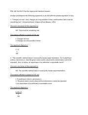 101-Fall2017-PracticeArguments-Answers.docx
