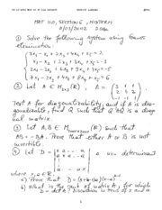 Math 110 - Fall 2002 - Geba - Midterm 2