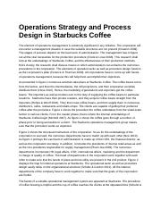 341567764-Operations-Strategy-and-Process-Design-in-Starbucks-Coffee.docx