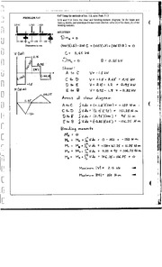 530_Mechanics Homework Mechanics of Materials Solution