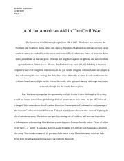 african american in the civil war.docx