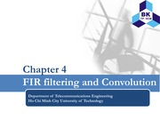 DSP-Lec 04-FIR Filtering and Convolution