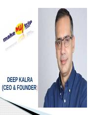 ppt on deep kalra
