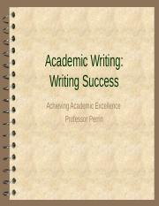 Live Lesson 9_Academic Writing