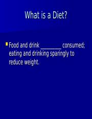 NUTR 10 Fad Diets Student.ppt
