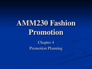 AMM 230 Chapter 4
