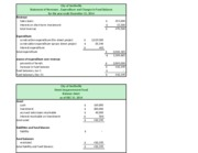 financial statements Chapter 5