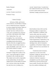 Northern Catalpa essay